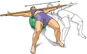 øvelse fitness bold Billund