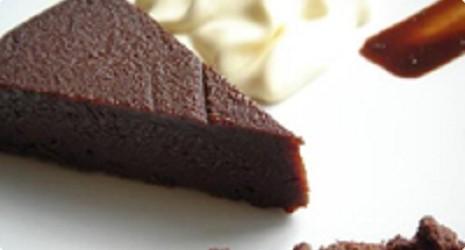 opskrift på chokoladekage