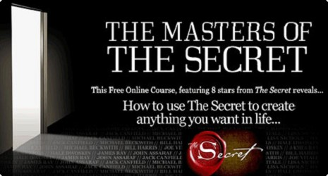 The Masters of the Secret – Gratis Audio kursus