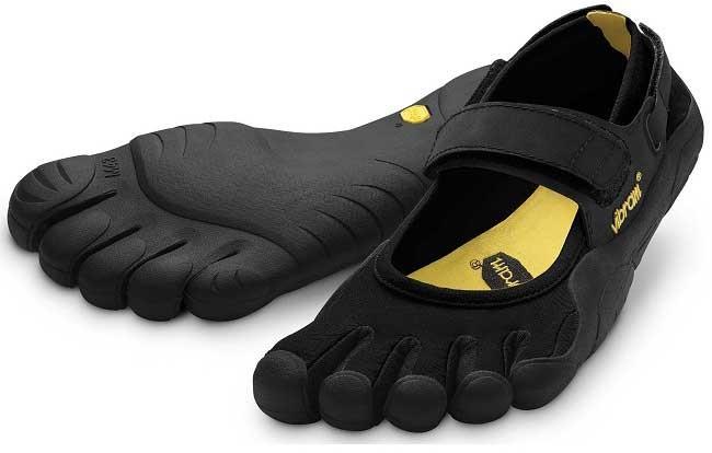 Fabelagtigt Vibram Fivefingers SPRINT sort sko Dag til dag levering NH04