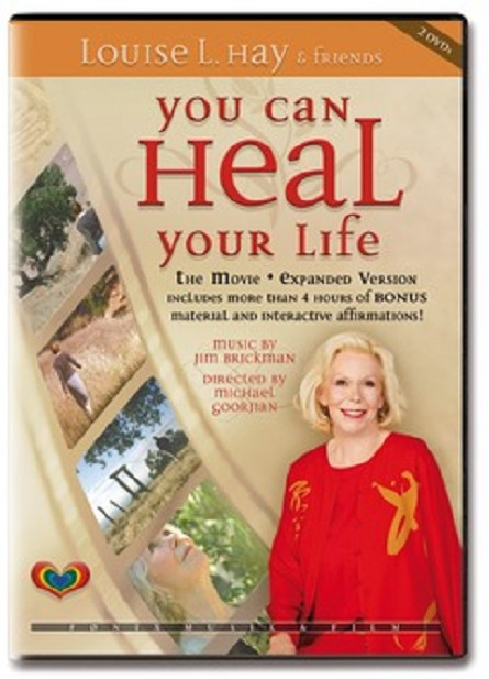 Louise L. Hay: YOU CAN HEAL YOUR LIFE (2-dvd)