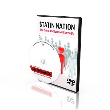 """STATIN NATION: The Great Cholesterol Cover-Up"""