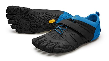 Vibram FiveFingers V-Train 2.0 Sort og Blå