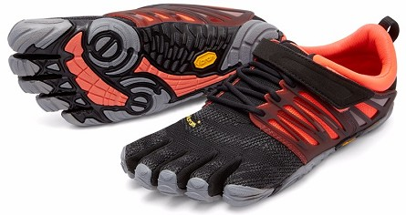 Vibram Fivefingers V-Train Sort Til Damer Dag Til Dag Levering